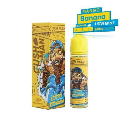 Crush Man Series - Mango Banana Flavour Vape - 60 ML