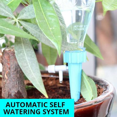 Automatic Watering Garden Supplies Irrigation Kits System Houseplant Spikes For Gardening Plant Potted Energy Saving