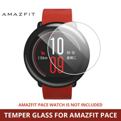 Tempered Glass for Xiaomi Huami Amazfit Pace Sports Smart Watch Premium Glass Screen Protector For Huami Amazfit Pace