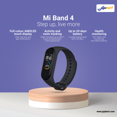 Original Xiaomi Mi Band 4 Smart Bracelet