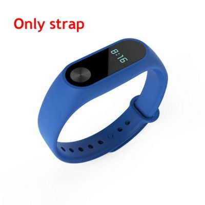 Blue Color Replace Strap For Xiaomi MI Band 2