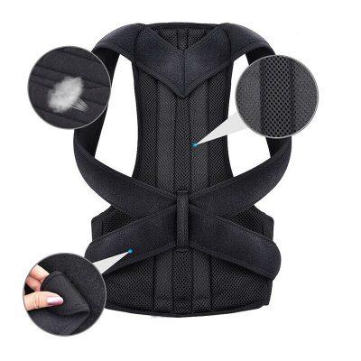 Back Correction Belt Backbone Belt Posture Back Posture Corrector Position Corrector Shoulder Belt Back Rest Posture Brace