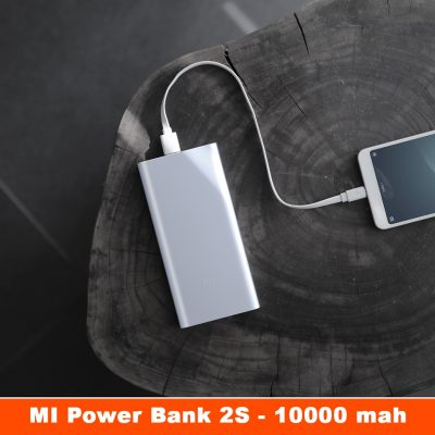 Xiaomi10000mAh Mi Power Bank 2S is Available Now in Nepal