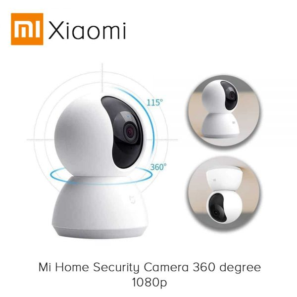 Mi Home Security Camera 360° 1080P