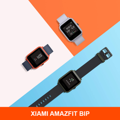 AMAZFIT Bip Heart Rate Monitor Smart Watch - A1608