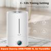 Xiaomi Deerma DEM - F628S Cool Mist Air Humidifier 5Lcapacity UV lamp purification Humidifier Bedroom Office Timing Air Constant humidity Purifying Touch Version