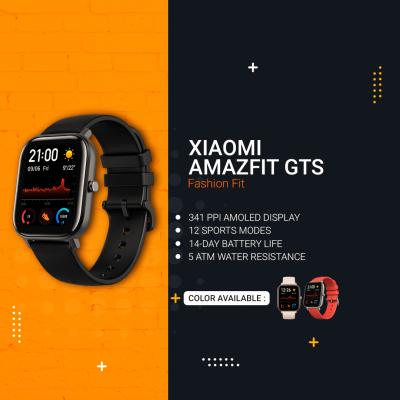 Xiaomi Huami Amazfit GTS EU Smart Watch