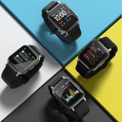 Original Xiaomi Haylou LS02 Smartwatch 2 - International Version