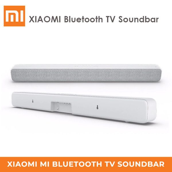Xiaomi Mi Bluetooth TV Soundbar - Thrilling Cinematic Sound
