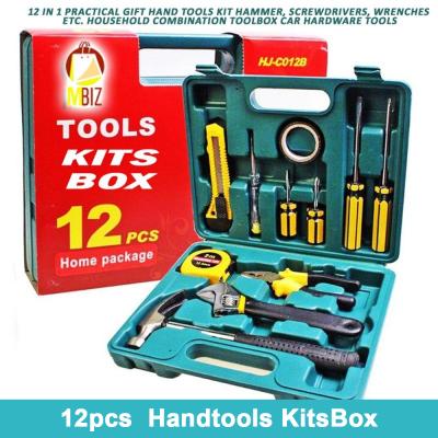 12 In 1 Kaishen Precision Hardware Repair Hand Tool Box Set