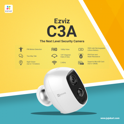 C3A The Next Level Security Camera