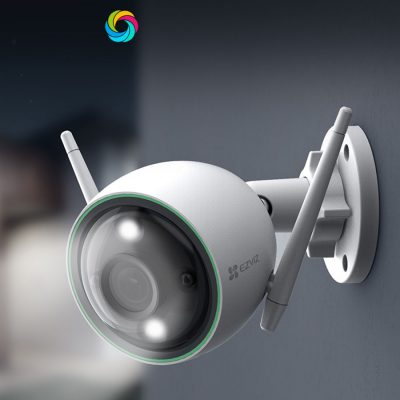 C3N Outdoor Smart Wi-Fi Camera