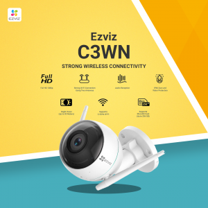 C3WN Strong Wireless Connectivity