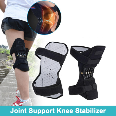 Joint Support Knee Pads, Leegoal Knee Brace Tibial Booster Kneepad Joint Knee Protection Booster Old Cold Leg Knee Band Tendon Brace Band Pad For Arthritis Tendonitis Gym