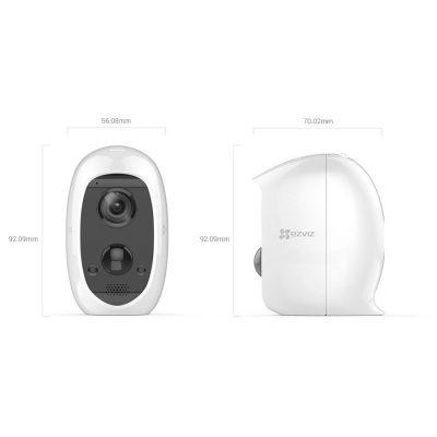 C3A The Next Level Security Camera