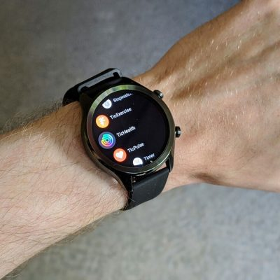 TicWatch C2+ Where form meets function.