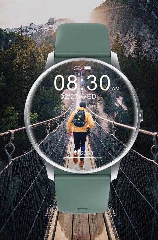 Customizable Watch Face