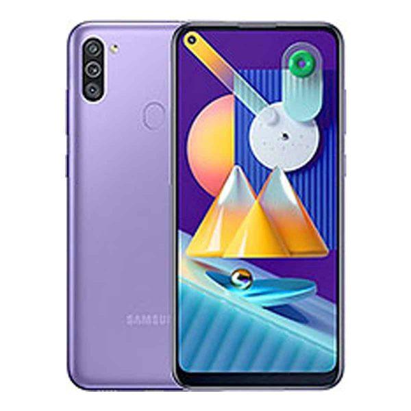 Samsung Galaxy M11 - Violet Color