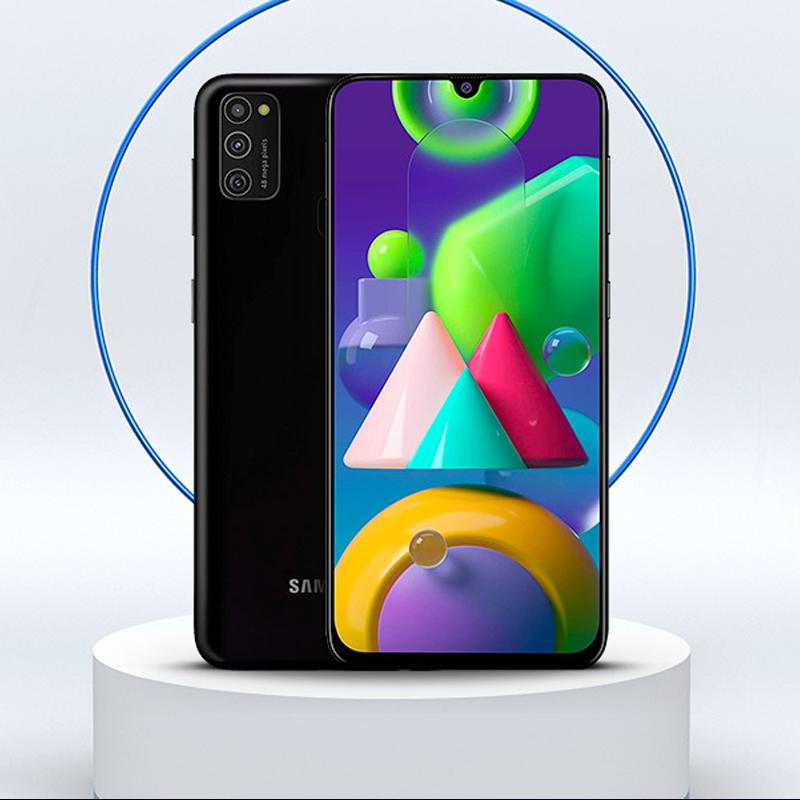Galaxy M21 Display