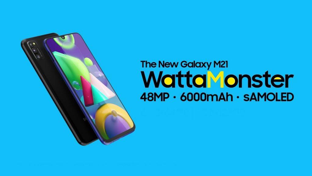 Samsung Galaxy M21 WattaMonster