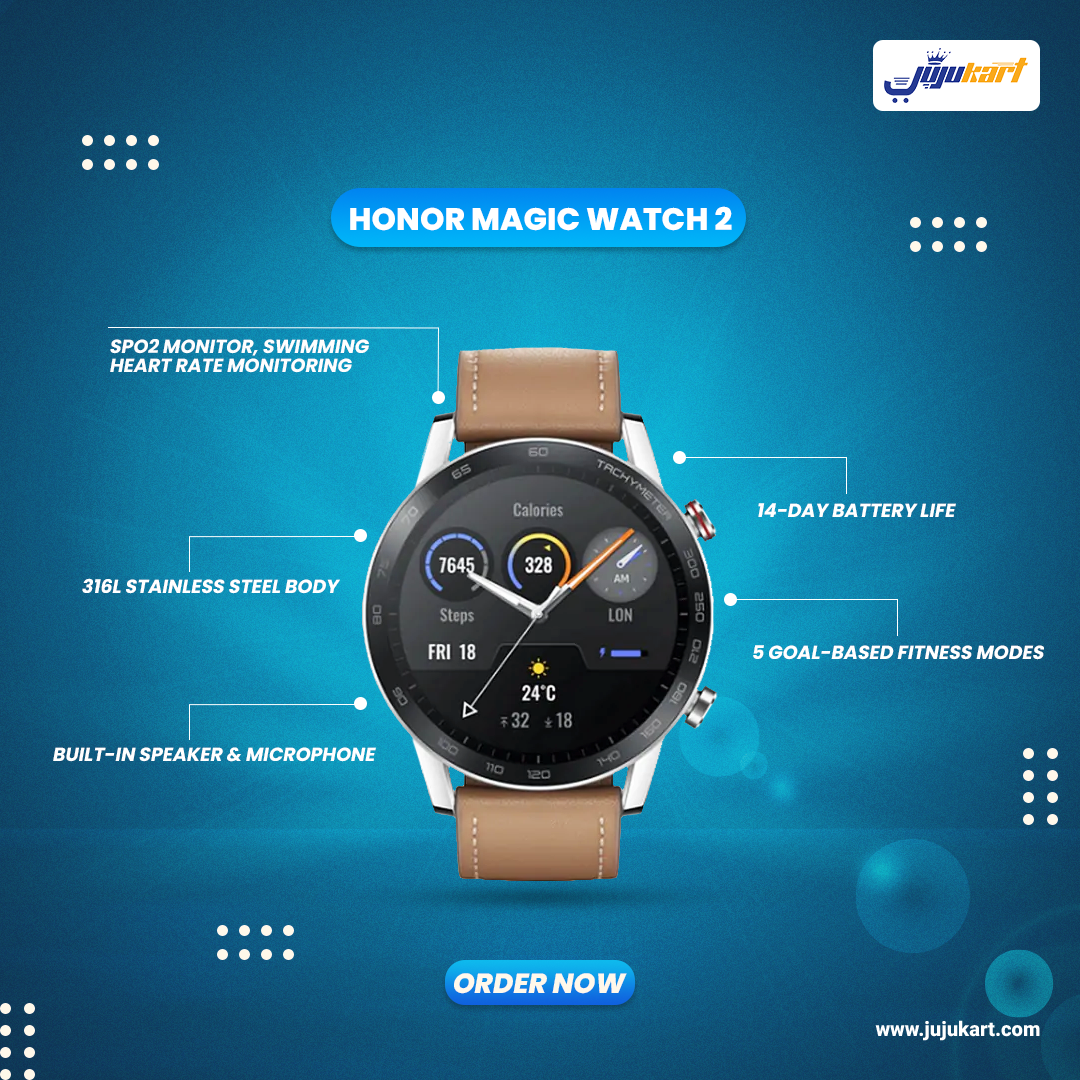 HUAWEI HONOR MagicWatch 2 - 46mm