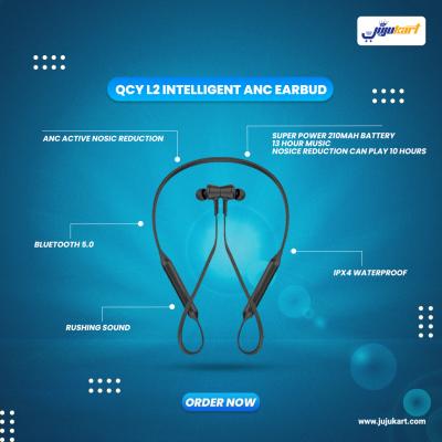 QCY L2 ANC Intelligent Active Noise Reduction Earbud