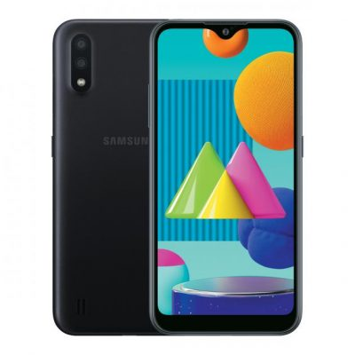 Samsung Galaxy M01s - black