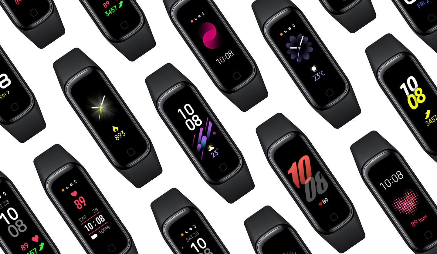 Over 70 watch faces to fit your style