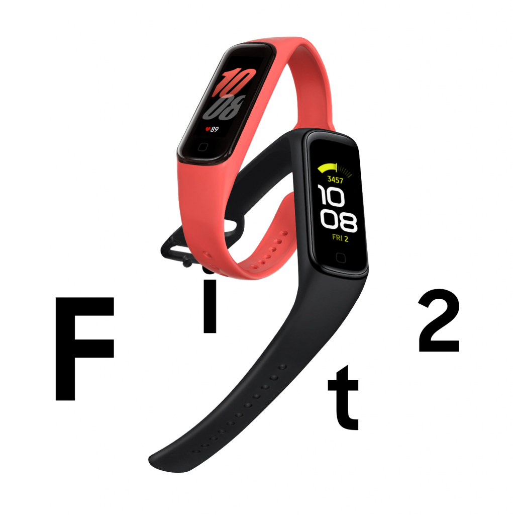 Focus on your health with Galaxy Fit2