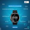 Original Xiaomi Haylou Solar LS05-1 SmartWatch - 30 Days Standby Battery Life International Version Black
