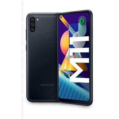 Samsung Galaxy M11 - Black Color