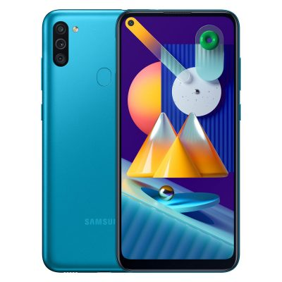 Samsung Galaxy M11 - Metallic Blue Color