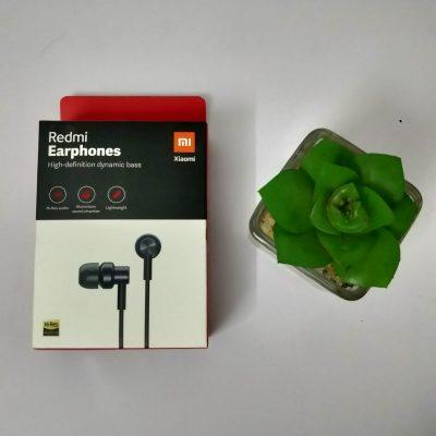 3.5mm Xiaomi Redmi In-ear Earphones - YDJC02WM