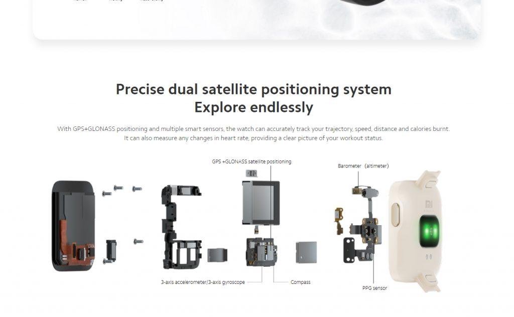 Xiaomi Mi Watch Lite Smart Watch FItness Tracker - 05