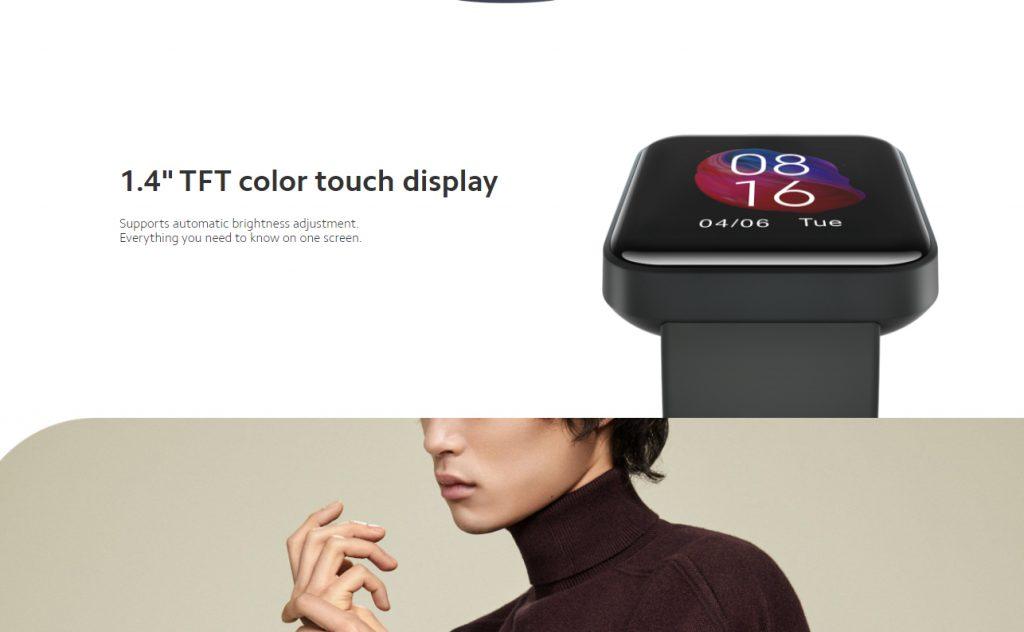 Xiaomi Mi Watch Lite Smart Watch FItness Tracker - 03