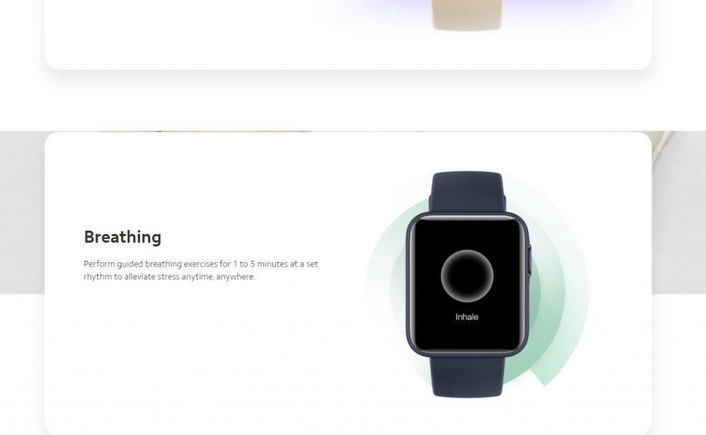 Xiaomi Mi Watch Lite Smart Watch FItness Tracker - 08