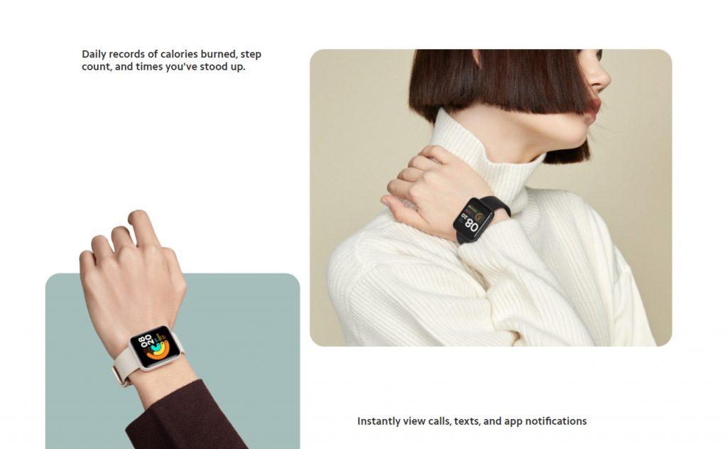 Xiaomi Mi Watch Lite Smart Watch FItness Tracker - 11