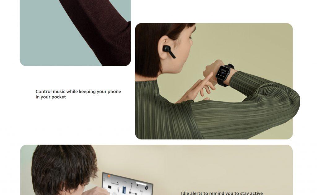 Xiaomi Mi Watch Lite Smart Watch FItness Tracker - 12