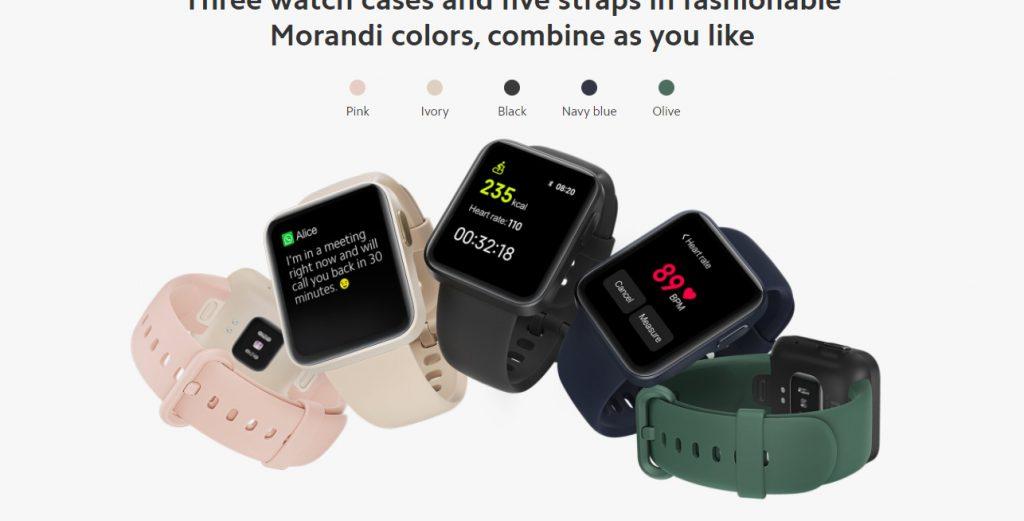 Xiaomi Mi Watch Lite Smart Watch FItness Tracker - 14