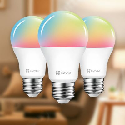 LB1-Color Dimmable Wi-Fi LED Bulb