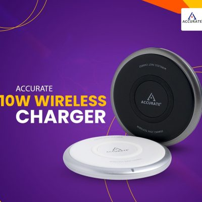 Accurate Wireless Fast Charger