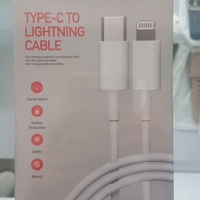 Accurate Type-C To Lightning Cable 3.0A