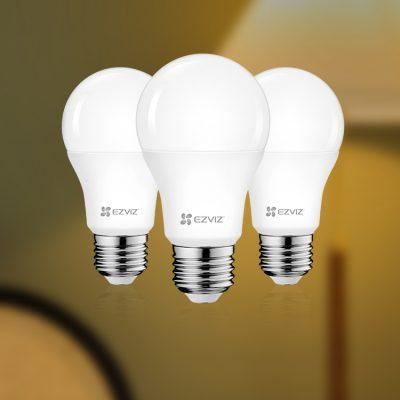 LB1-White Dimmable Wi-Fi LED Bulb