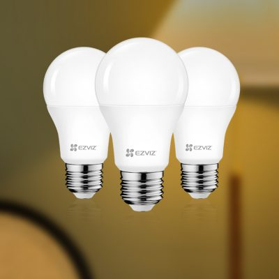 LB1-White Dimmable Wi-Fi LED Bulb