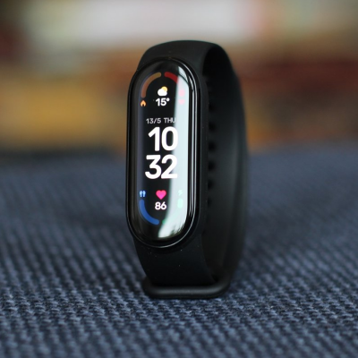 Xiaomi Mi Band 6 with SPO2 Blood Oxygen Concentration now available in Kathmandu Nepal. This is the best smart watch in nepal.