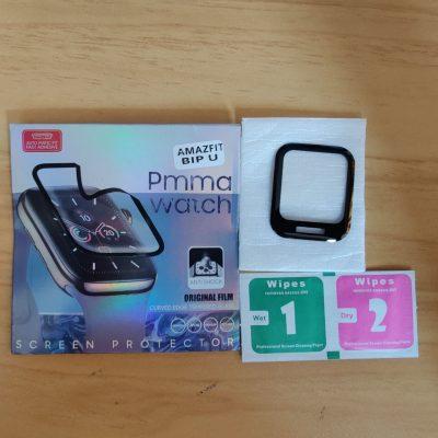 Amazfit Bip U Screen Protector