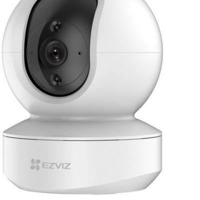 EZVIZ TY1 360-Degree Smart Wi-Fi Pan and Tilt Camera, 1080 P - White