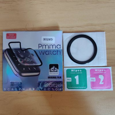 One Plus Watch Screen Protector