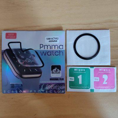 Sam Active2 40mm Screen Protector