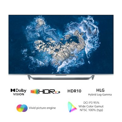 Mi QLED TV 75 Specifications: ✓4K QLED Display ✓120Hz Refresh Rate with Reality Flow ✓192 Zone Full Array Local Dimming ✓30W Dolby Audio ✓Latest PatchWall with Android TV 10